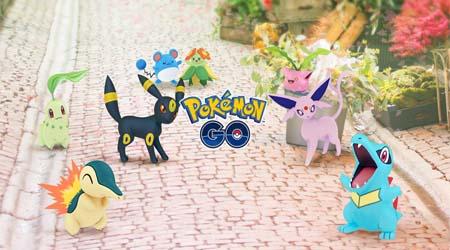 Pokémon GO quay lại với bản cập nhật mới, thêm 80 Pokémon cho game thủ lựa chọn