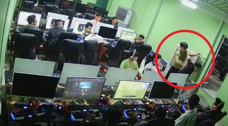 """Nhân viên quán net """"quyết chiến"""" với game thủ chỉ vì… lon Bò Húc"""