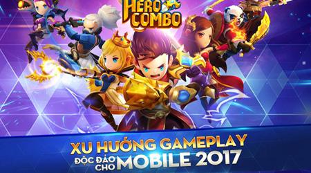 XemGame tặng 500 giftcode game Hero Combo