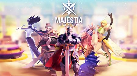 Majestia – game chiến thuật cho phép bạn cầm Lã Bố đánh nhau với …. Odin