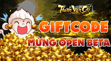 XemGame tặng 200 giftcode webgame Thanh Vân Chí