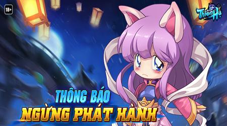 Thiên Hạ của Garena trở thành tựa game đầu tiên của năm 2017 tuyên bố đóng cửa