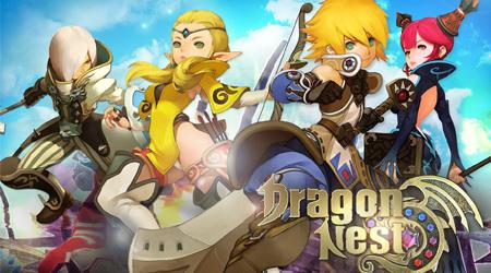 Dragon Nest Mobile thử nghiệm, game thủ có thể tải về chơi ngay bây giờ