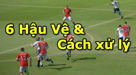 Fifa Online 3: Cách xử lý khi gặp đối thủ chơi 6 Hậu Vệ trở lên
