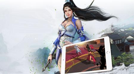 Hoành Tảo Giang Hồ 3D hẹn ngày đến tay game thủ Việt