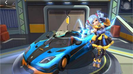 Zing Speed Mobile, game đua xe mang yếu tố thời trang được đưa về Việt Nam