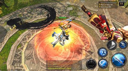 Trải nghiệm Hoành Tảo Giang Hồ 3D Mobile – game ARPG có đồ hoạ cực kì đẹp mắt