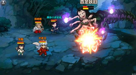 InuYasha Mobile, game chibi về Khuyển Dạ Xoa mới sắp xuất hiện