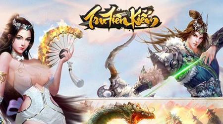 Lại thêm một game mobile lấy đề tài Tru Tiên cập bến Việt Nam