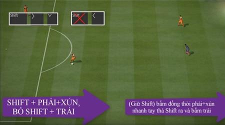 Hướng dẫn skill Waka Waka trong Fifa Online 3