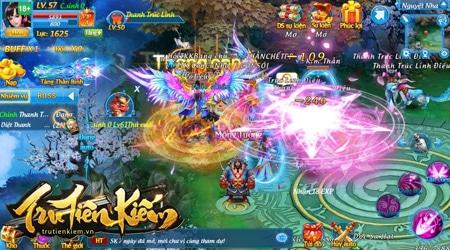 XemGame tặng 200 giftcode game Tru Tiên Kiếm