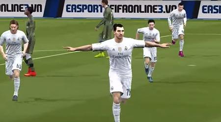 Fifa Online 3: TOP 5 ST được yêu thích nhất trong XH 1v1 tại Việt Nam