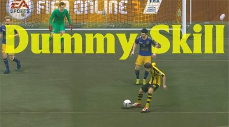 Fifa Online 3: Hướng dẫn loại bỏ hàng phòng thủ với Dummy Skill