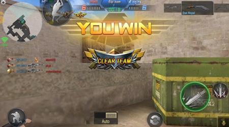 Chế độ đặt bom C4 được sử dụng chính thức trong giải đấu VPL Truy Kích mobile