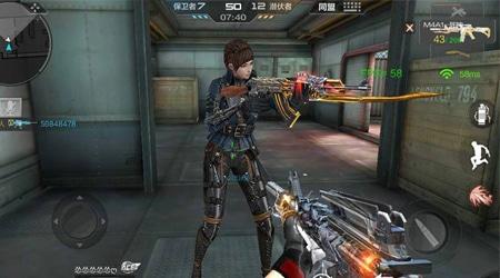 Game bắn súng Crossfire Legends có bản quyền từ 2 ông lớn Trung và Hàn