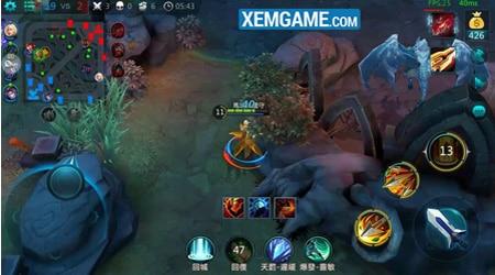 Glory of  Immortals – Game MOBA bom tấn trên di động cập bến Việt Nam