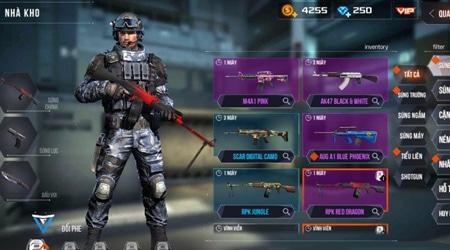 Trải nghiệm Tác Chiến Mobile – Game bắn súng 2017 cực hot của Garena vừa ra mắt