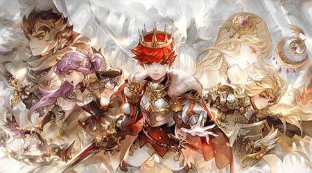 Cùng thử qua bom tấn chiến thuật vừa ra mắt : War of Crown