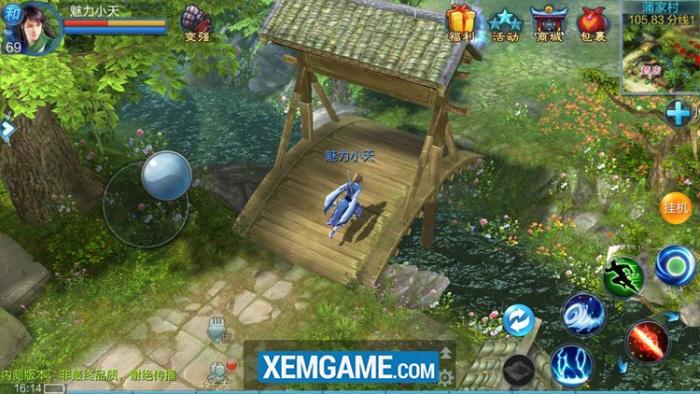 Thiện Nữ Mobile | XEMGAME.COM