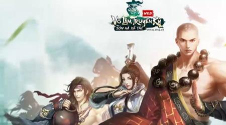 """Võ Lâm Truyền Kỳ web ra mắt trang chủ, chuẩn bị """"công phá làng game"""" cuối tháng 4 này"""