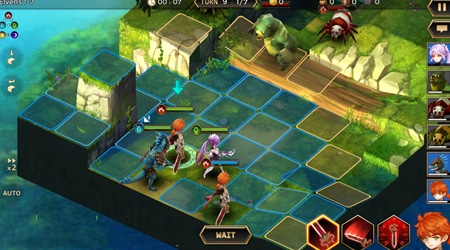 War of Crown – điểm sáng mới cho những tựa game chiến thuật trên di động