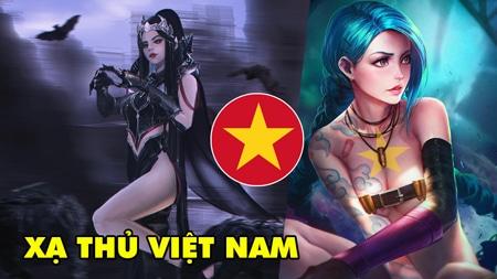 LMHT: Đây chính là XẠ THỦ Việt Nam thả diều chóng mặt