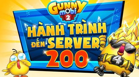 Nhìn lại hành trình của Gunny Mobi nhân ngày server thứ 200 ra mắt