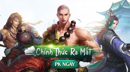 Webgame Võ Lâm Truyền Kỳ tặng 300 giftcode mừng Closed Beta
