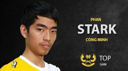 GAM STARK – chàng game thủ mới vừa thi đấu chuyên nghiệp tròn 1 tháng khiến cả thế giới ngỡ ngàng