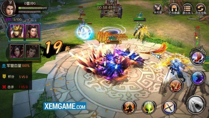 Quan Vân Trường | XEMGAME.COM