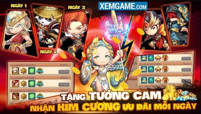 Siêu Anh Hùng Liên Minh | XEMGAME.COM