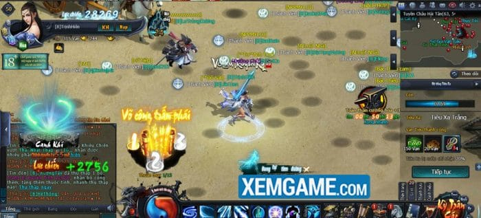 Vận Tiêu trong Webgame Võ Lâm Truyền Kỳ VNG