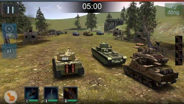 Chiến Tăng Huyền Thoại | XEMGAME.COM