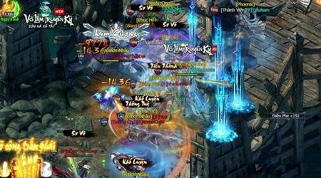 Đắm chìm vào chiến trường Tống Liêu cùng Webgame Võ Lâm Truyền Kỳ