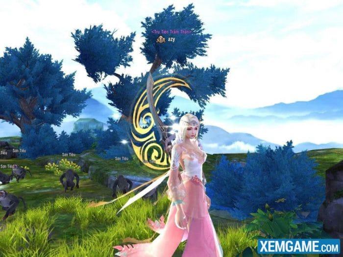 Tru Tiên 3D Mobile   XEMGAME.COM