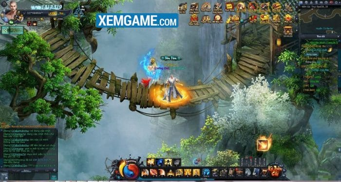 webgame võ lâm truyền kỳ