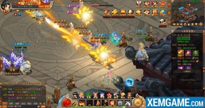 Đại Kiếm Vương | XEMGAME.COM