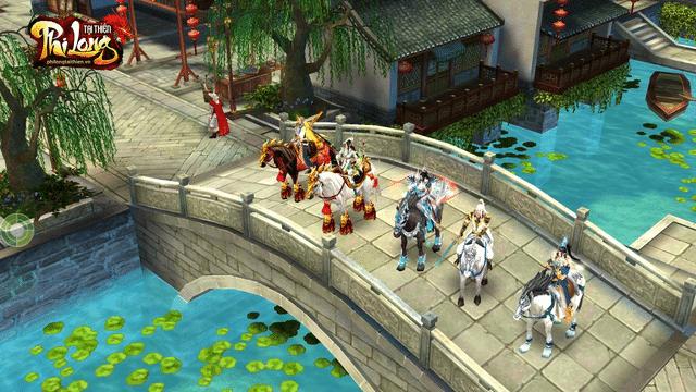 Phi Long Tại Thiên, sản phẩm kiếm hiệp mới từ Soha Game