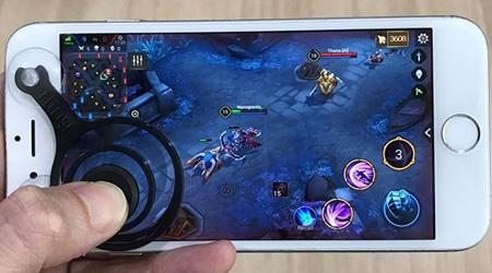 Cộng đồng phát cuồng với thiết bị hỗ trợ chiến game trên mobile cực bá đạo