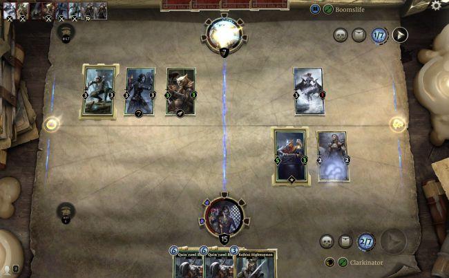 9 game thẻ bài thay thế cho Hearthstone hoàn hảo nhất (Phần 1)