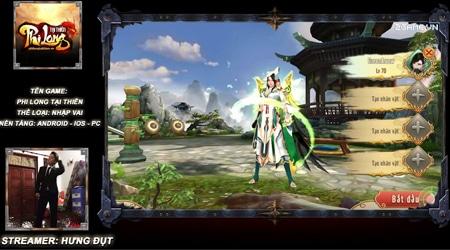 """Trải nghiệm Phi Long Tại Thiên tại """"bổn doanh trại"""" của SohaGame"""
