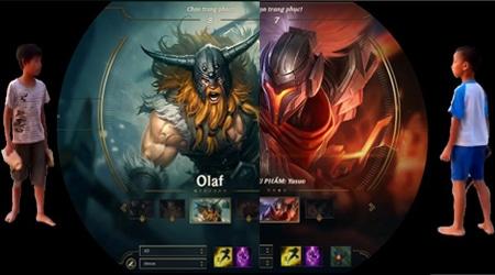 Liên Minh Huyền Thoại: Kèo kinh điển Olaf vs Yasuo, liệu ai sẽ thắng?