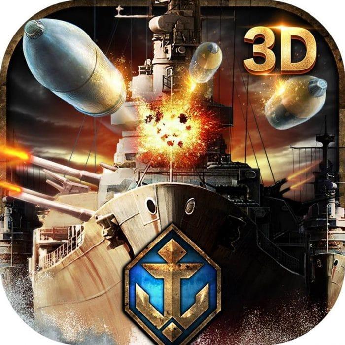 Thủy Chiến 3D mobile