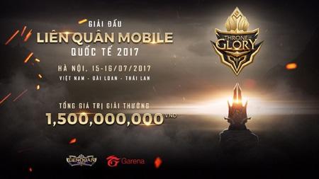 Giải đấu mới Liên Quân Mobile sẽ có giá trị lên tới 1,5 tỉ đồng