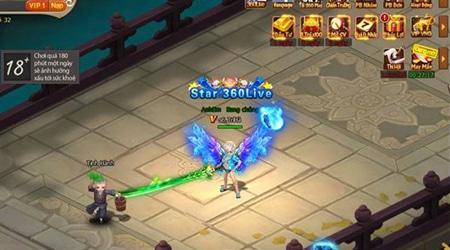 Trải nghiệm Đại Kiếm Vương – Webgame nhập vai thú vị vừa ra mắt
