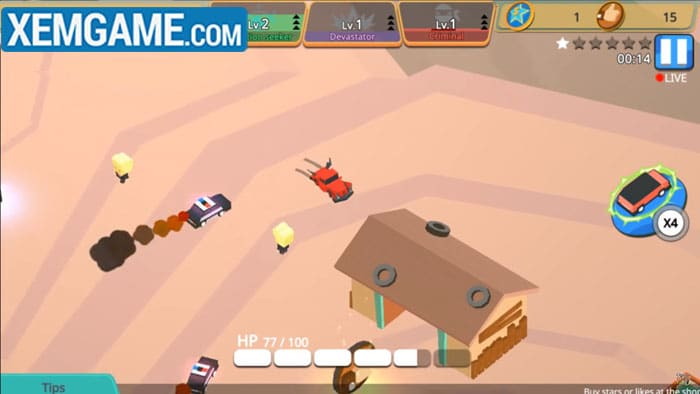 Angry Racer Live