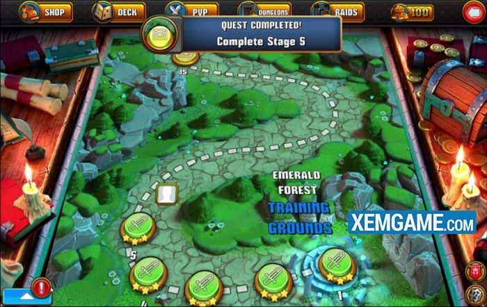 Magic Quest : TCG