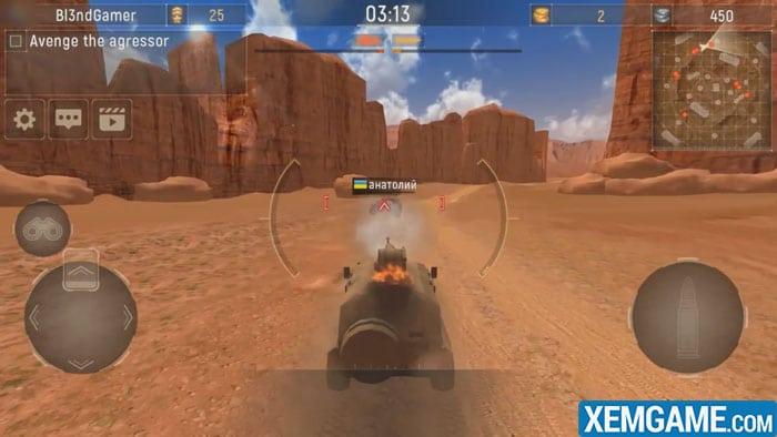 Metal Force : War Modern Tanks