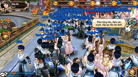 Kim Dung Quần Hiệp Truyện 3D chính thức ra mắt cộng đồng