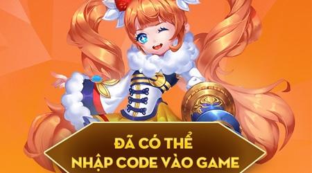Đại Kiếm Vương tặng 300 giftcode giá trị